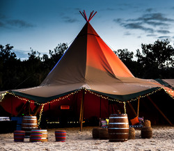 Tipi Luxe Corporate Events Noosa