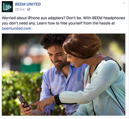 Beem United Headphones