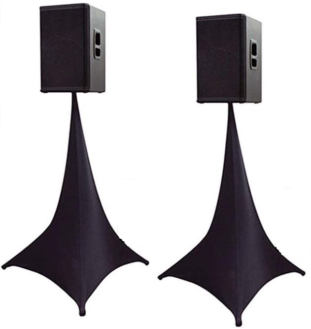 Speaker stand cover