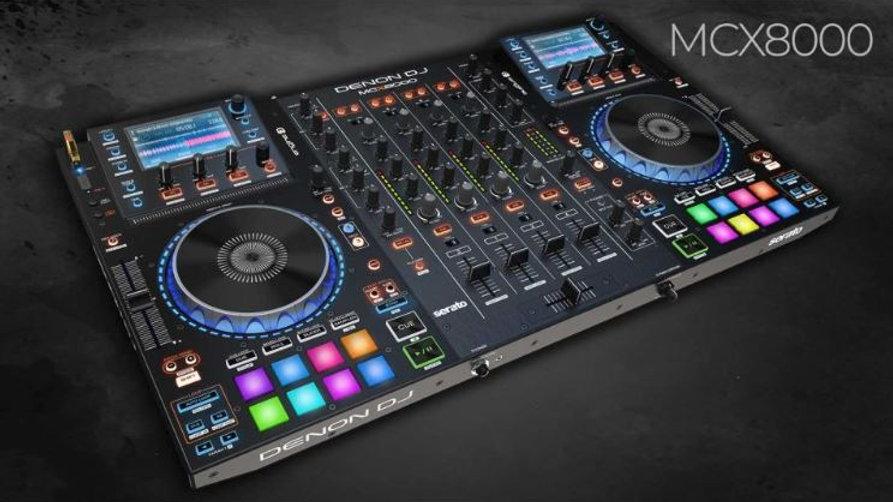 Denon DJ Professional Controller