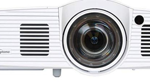Optoma 1080p Short Throw Projector