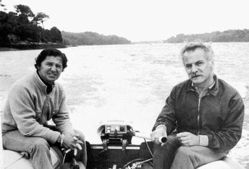 Bord du Trieux avec Fred Mella.jpg