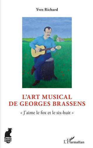 L'ART MUSICAL DE GEORGES BRASSENS.JPG