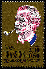 Timbre 1990 Georges_Brassens.jpg