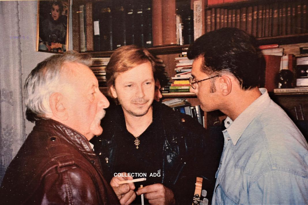 43 Georges Granier, Renaud et Bruno Gran