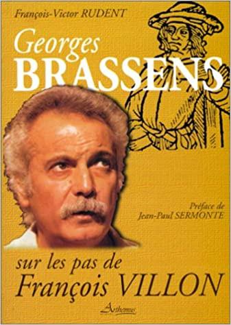 SUR LES PAS DE VILLON FRANCOIS VICTOR RU