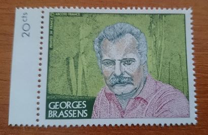 Timbre 1970 Georges_Brassens.JPG