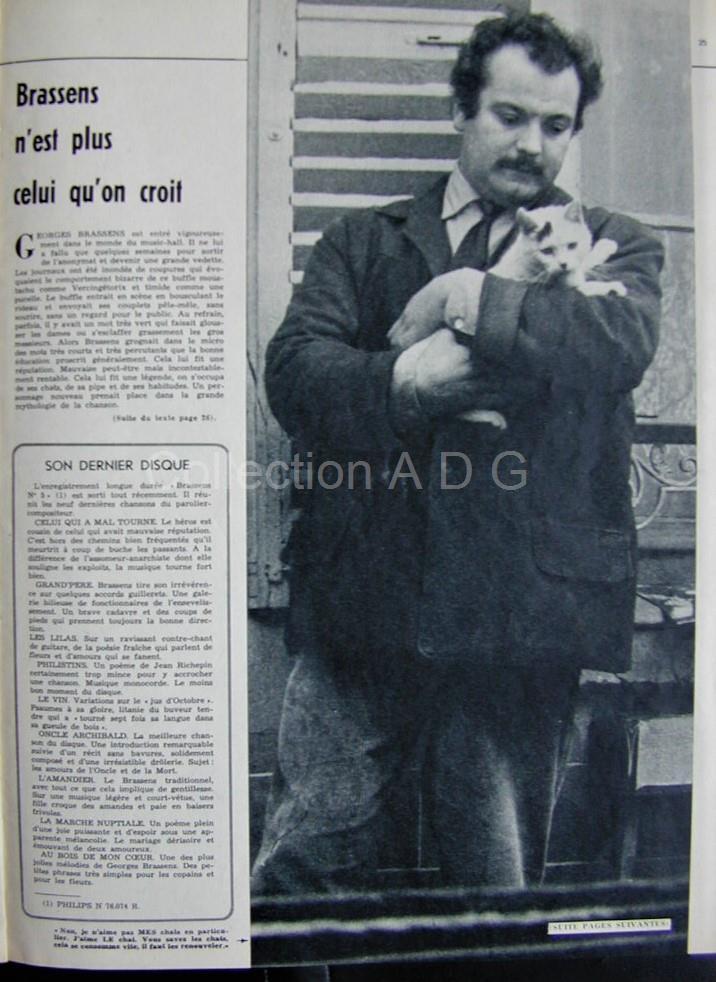 3 LE SOIR ILLUSTRE 14 NOV 1957 Y.TOUSSAI