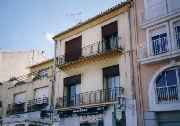 Appartement Sètois (Bord du canal)