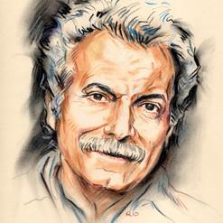 Portrait Brassens V.Rio.jpg