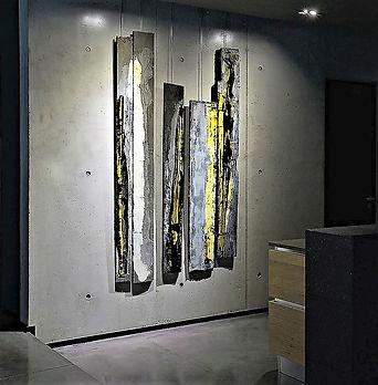 Intérieur contemporain - Fine art Galler