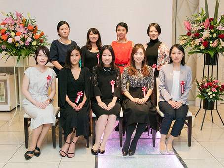 第6回女性起業チャレンジ制度でグランプリを受賞しました