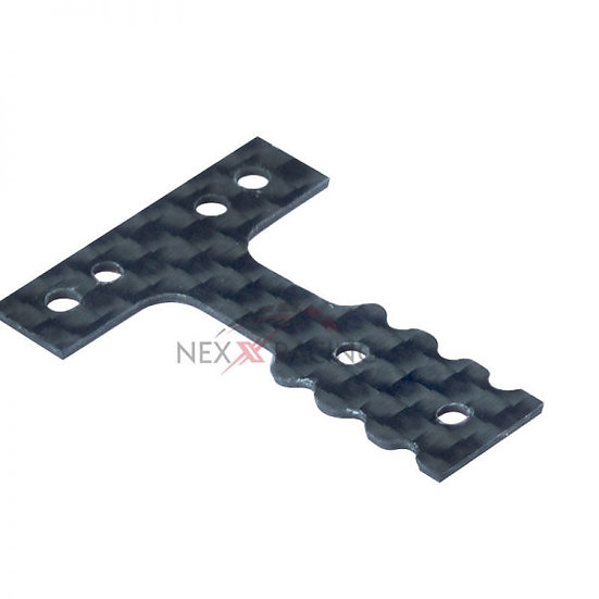 NX-025 Nexx Racing Mini-Z MR03 Carbon T-Plate#4