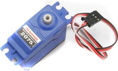 Traxxas 2075 Digital High Torque Servo with Bearings, Waterproof
