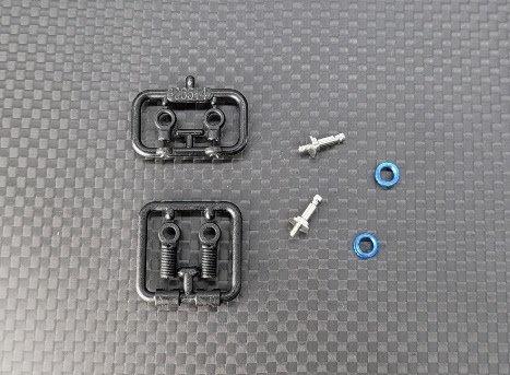 GLR-GT Front/Side Adjustable Screw Shock- GL-GT-OP-004