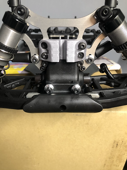 BHD hobao gtb wheelie bar rod mount