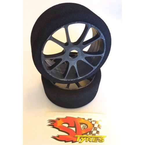 1/8 Rally Game tires GT FOAM 35shore