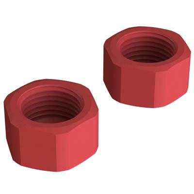 ARRMA Composite Slipper Clutch Nut 4x4 (2)