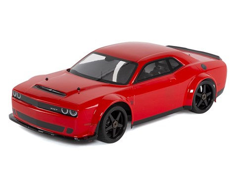 Kyosho Inferno GT2 VE Dodge Challenger SRT Demon 2018 1/8 Electric