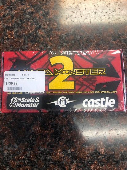 Castle mamba monster 2