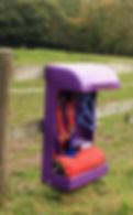 HH Original in purple plus 6ft rug_edite
