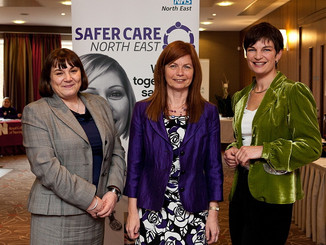 NHS North East event