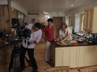In June's kitchen