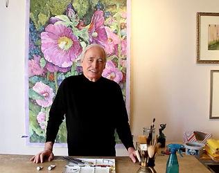 Watercolor Classes in Colorado with Dennis Pendleton