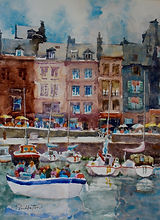 Online Watercolor Classes Testimonials - Learn to paint at home!