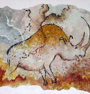 Pendleton-Watercolor-Painting-Ancient-Ca