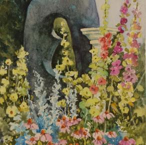 Monumental Art In The Garden