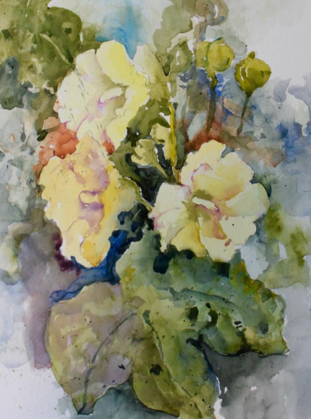 Denver Botanic Gardens Watercolor Workshop