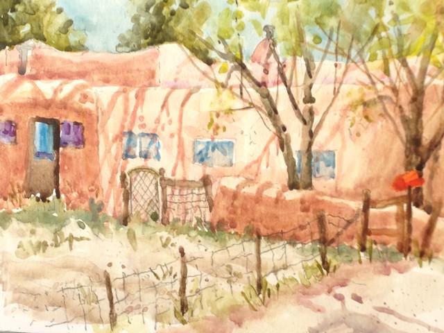 High Desert Painting