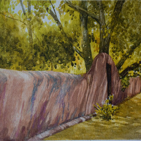 Online Watercolor Workshop: The Art of Composition