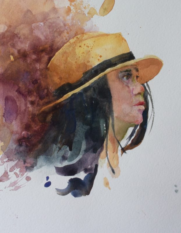Portrait Painting Class in Denver