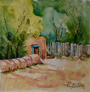 Online Watercolor Classes with Dennis Pendleton - learn watercolor via Zoom!