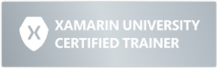 Xamarin University Certified Trainer