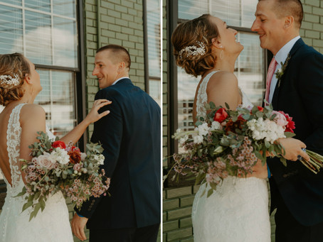 Scott & Amanda, Milwaukee WI