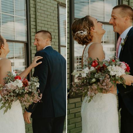 Scott & Amanda, Milwaukee WI