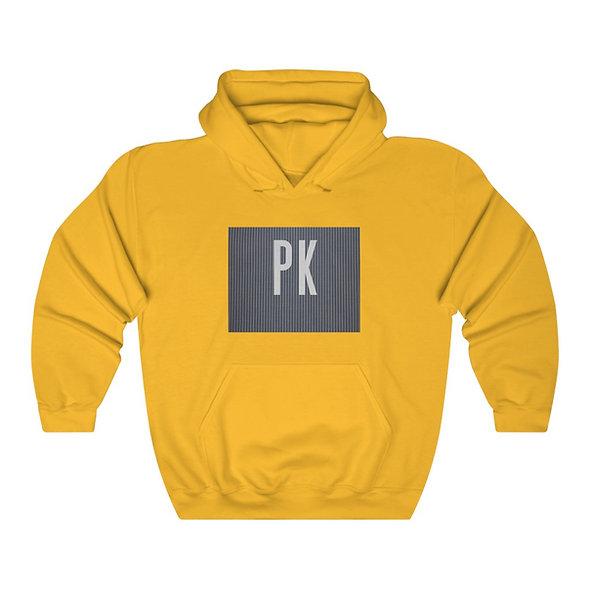 PK PREMIUM MULTI-COLORED HOODED SWEATSHIRT