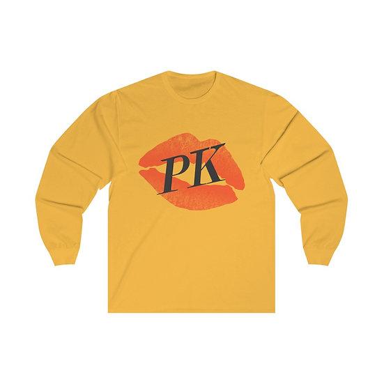 PK JUST A KISS - MULTI- COLORED LONG SLEEVE SHIRT