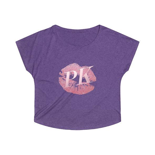 PK JUST A KISS WOMEN'S CROP TOP