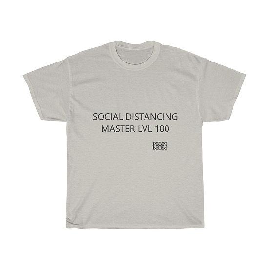SOCIAL DISTANCING LVL 100