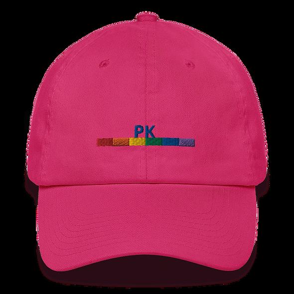 MULTI COLORED PK PRIDE HAT