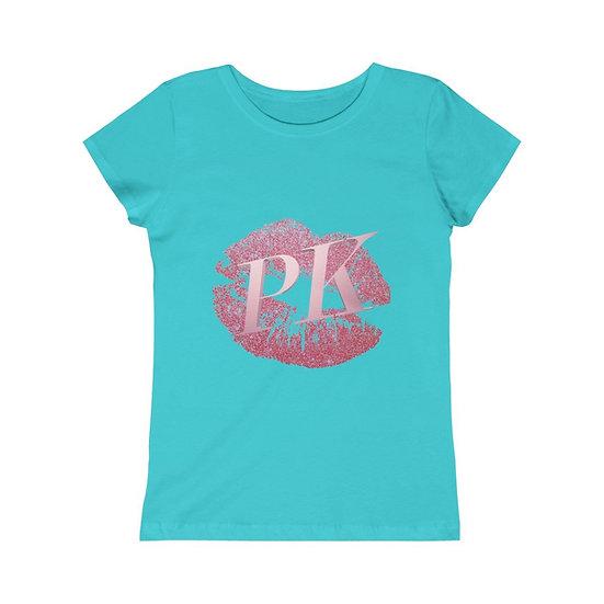PK JUST A KISS GIRLS PRINCESS TEE