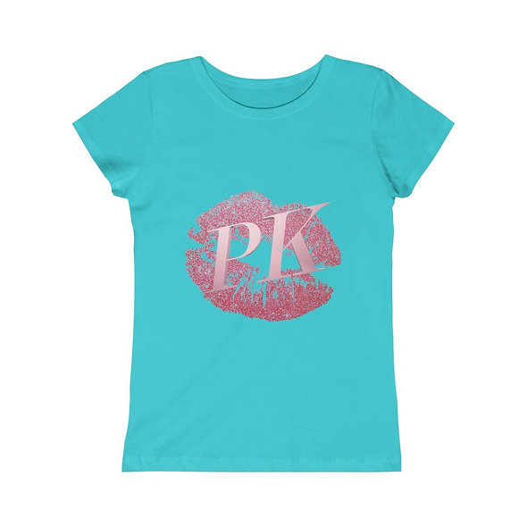 PK JUST A KISS GIRLS PRINCESS TEE