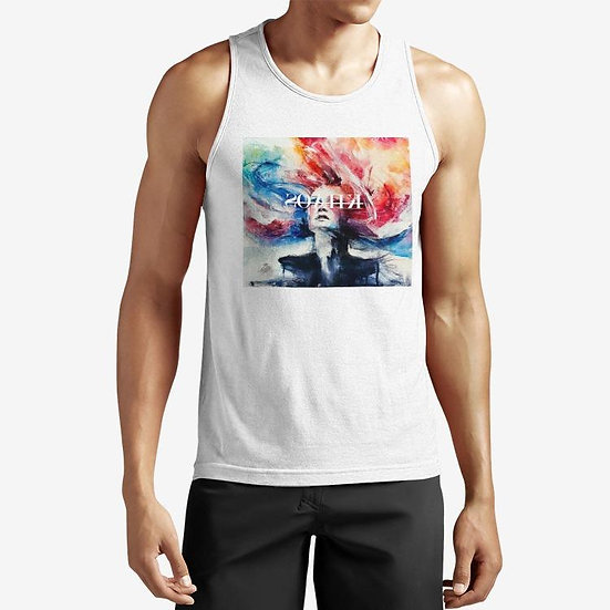 BLINDED BY KHAOS TANK TOP