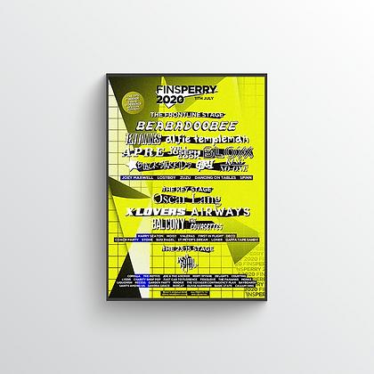 Finsperry 2020 A3 Poster