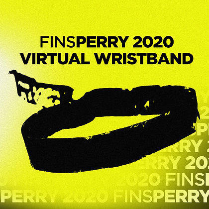 Finsperry Virtual Wristband