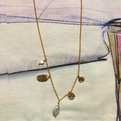 Necklace Audrey Chain Gold